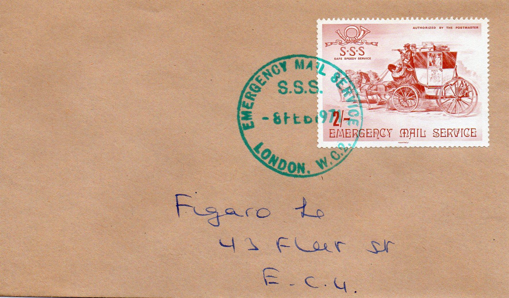 Poststrejken 1971
