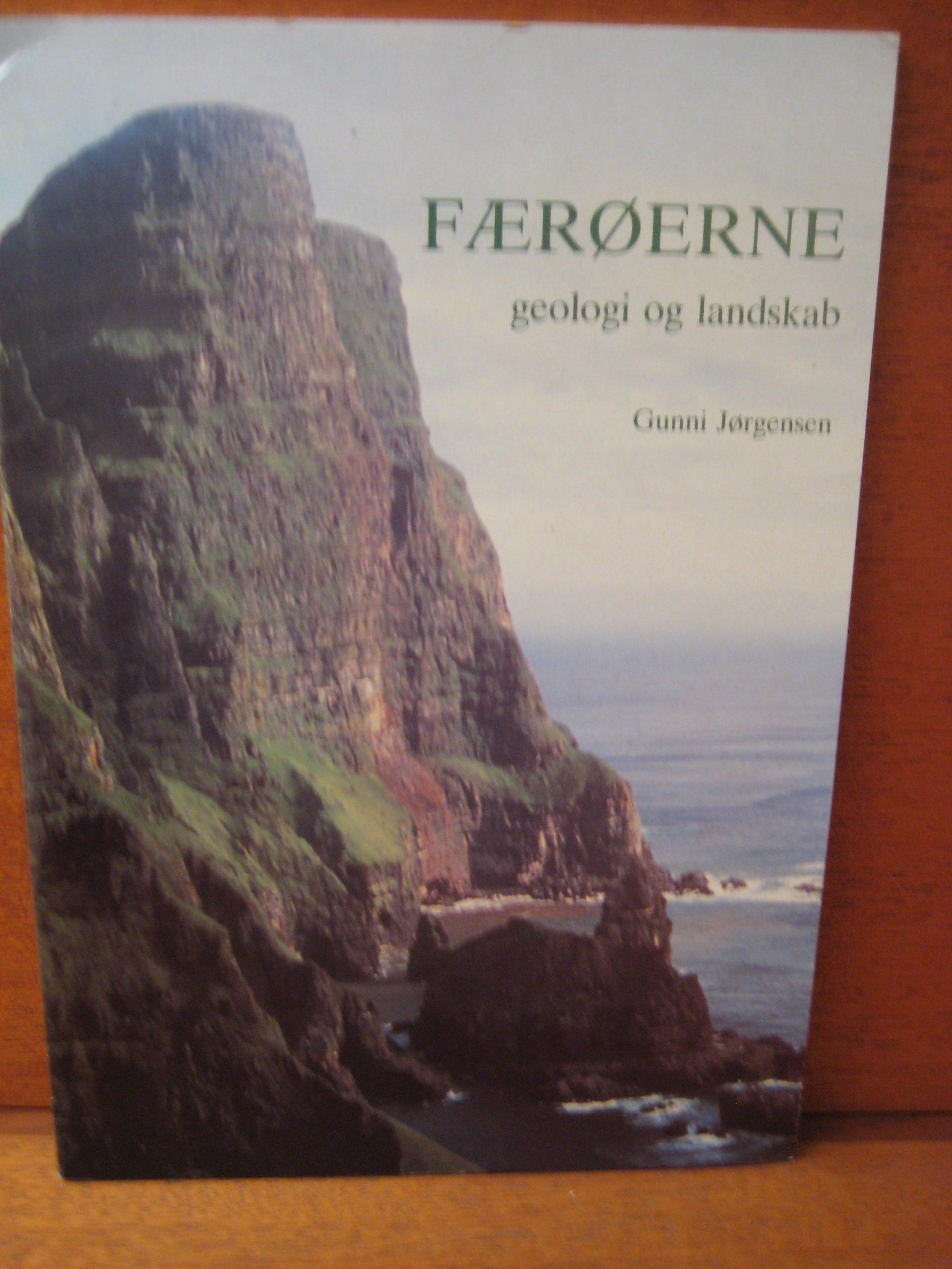 Færøerne geologi og landskab