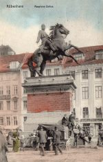 Absalons Statue