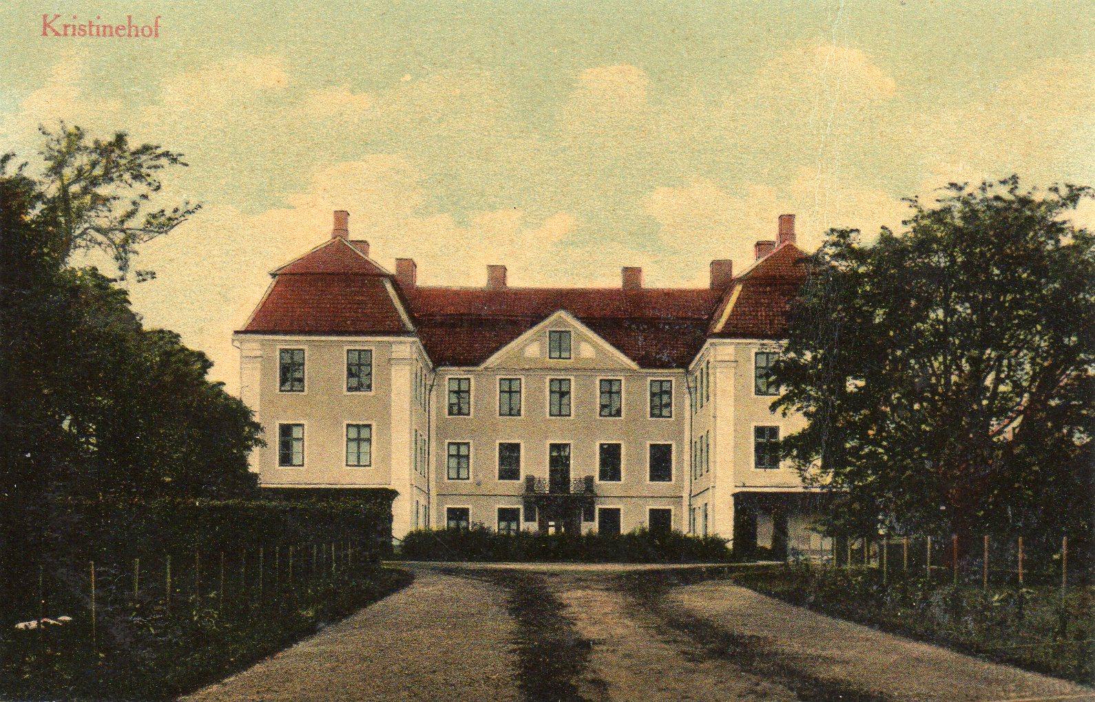 Christinehof slot