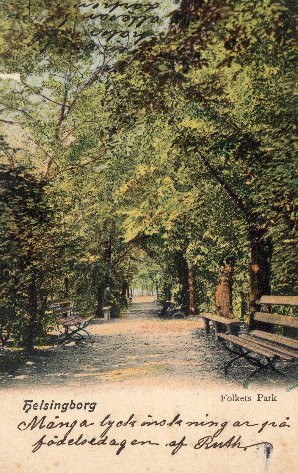 Helsingborg, Folkets Park