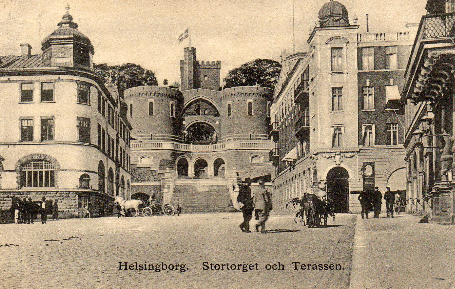 Helsingborg, Stortorget