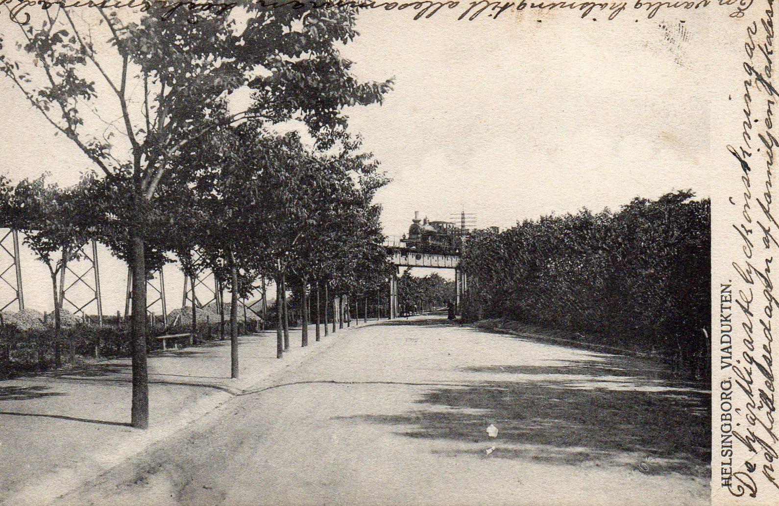 Helsingborg, Viadukten