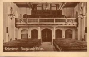 København, Blaagaard Kirke