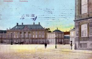 København, Amalienborg