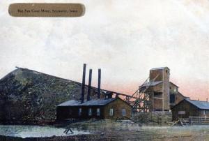 Big Jim Coal Mine, Seymour
