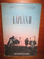 Lapland af Mogens Strunge