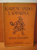 Karesuando Lapparna af Ossian Elgström