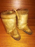 Grønlandske børnestøvler
