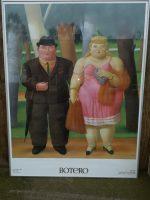 Botero Mand og Kone