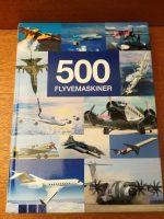 500 flyvemaskiner