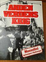 Mussolini og kampen i Sydeuropa