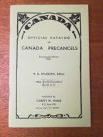 Canada Precancels