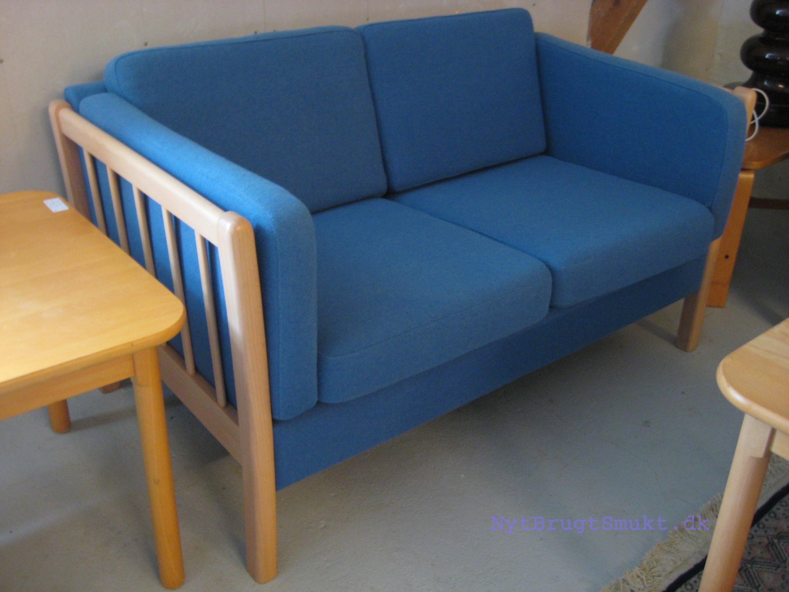Picture of: Sofa 2 Personer Nyt Brugt Smukt