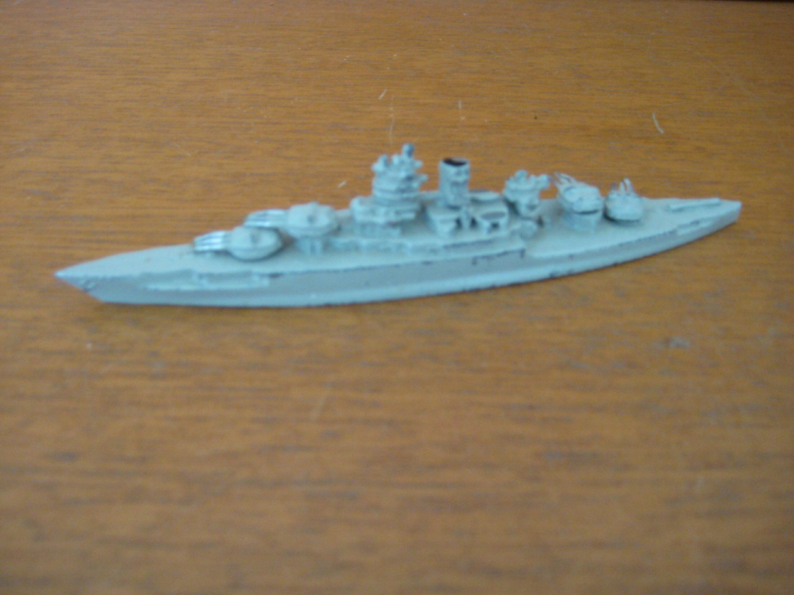 Slagskib i tin