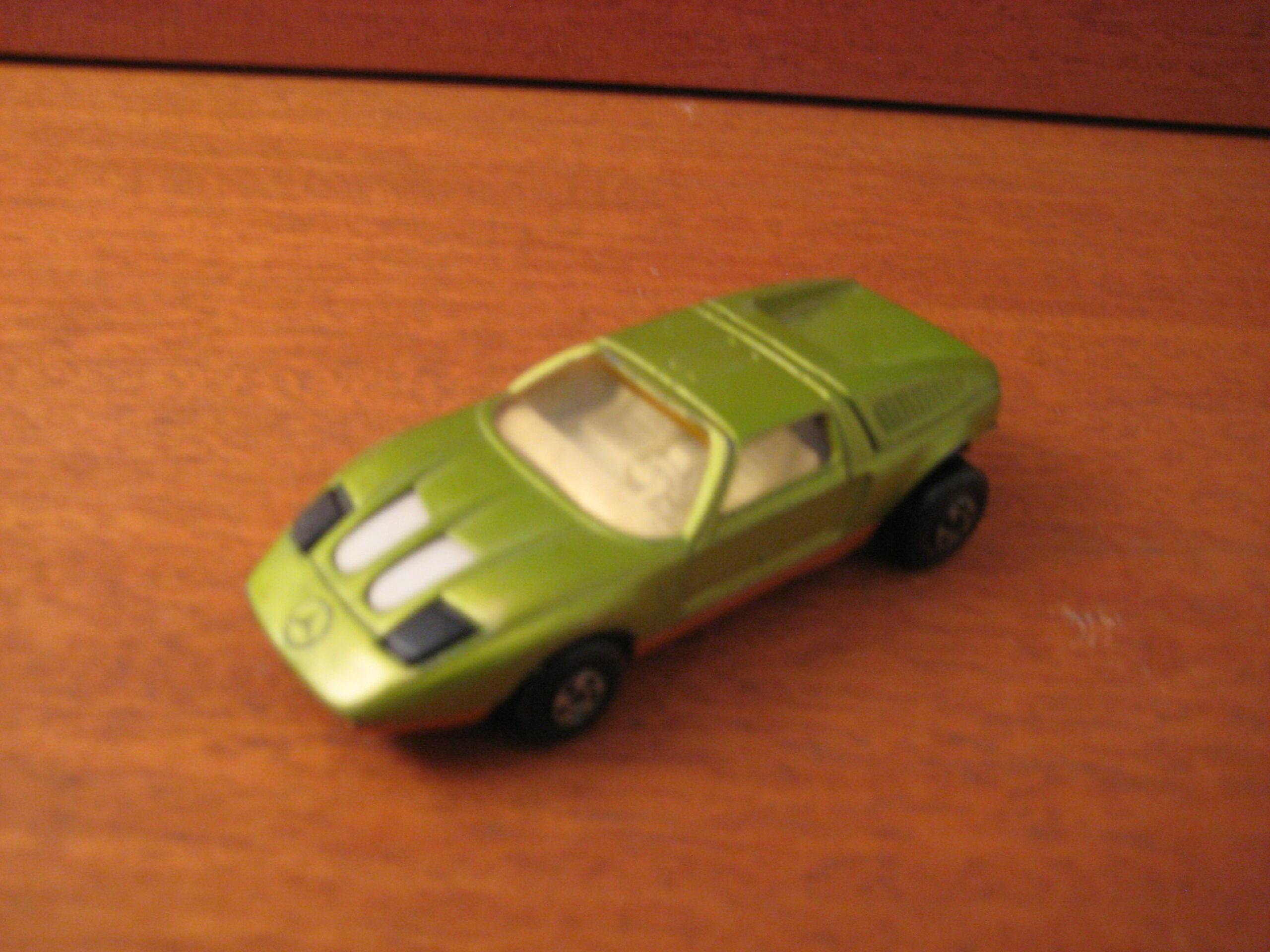 Matchbox Mercedes C III