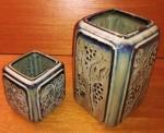 B&G 4-kantet vase